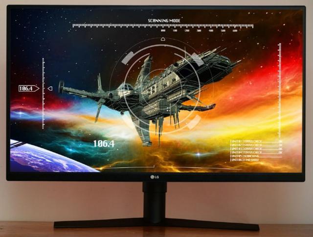 niezwykle wydajny monitor gamingowy