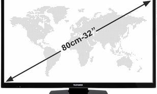 Telefunken HD Ready 32HD4110-32HD4110