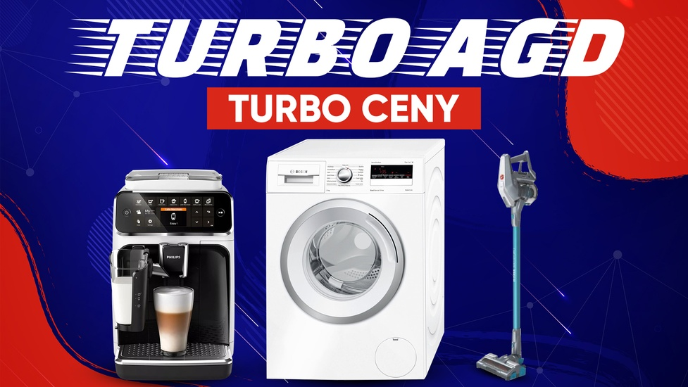 Turbo AGD w turbo cenach na Black Weeks!
