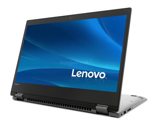 Lenovo YOGA 520-14IKB (80X800WDPB) Czarna - 16GB