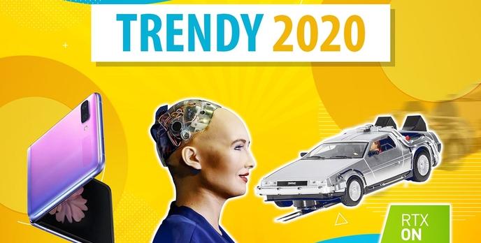 Oto nasza przyszłość! Trendy 2020 w technologii!