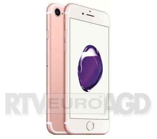 Apple iPhone 7 256GB (różowy złoty)