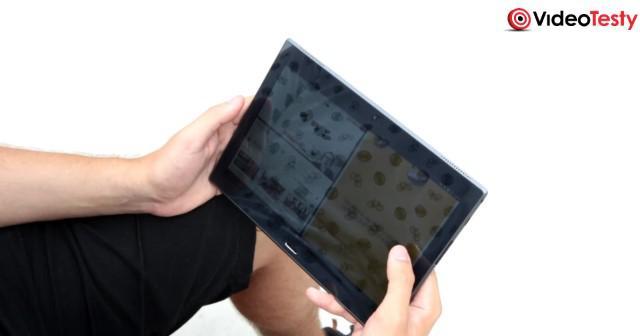 Lenovo Tab 4 podzielony ekran
