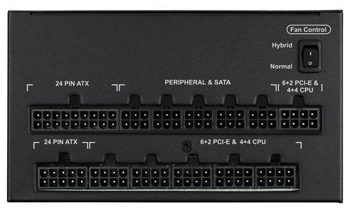 Corsair Professional Platinum Series AX 860W 80+ Platinum Fully Modular