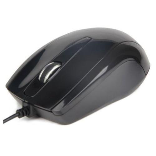Gembird OPTO 1-SCROLL USB (MUS-U-003) Black