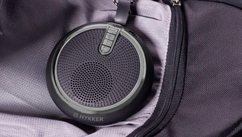 Bluetooth Hykker Q to małe i stylowe maleństwo