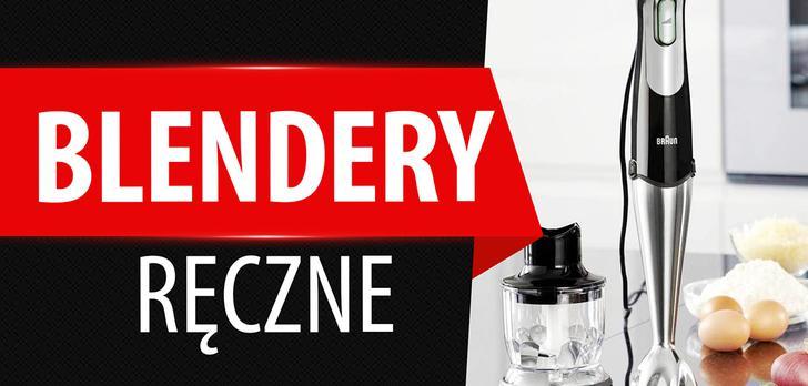 Jaki blender ręczny? |TOP 10|