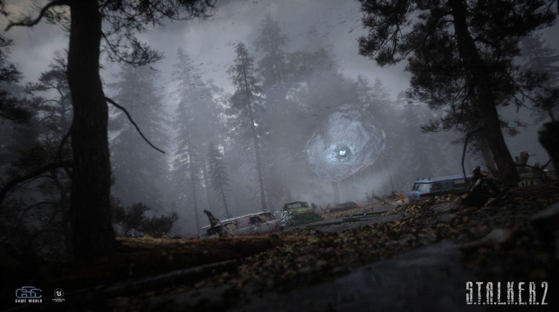 Stalker 2 pierwszy screenshot z gry