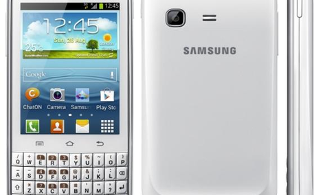 Samsung Galaxy Chat [TEST]