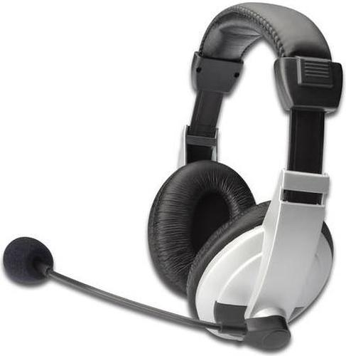 Digitus Stereo Multimedia Headset (DA-12201)