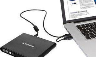 Verbatim Mobile DVD ReWriter USB 2.0 (98938)