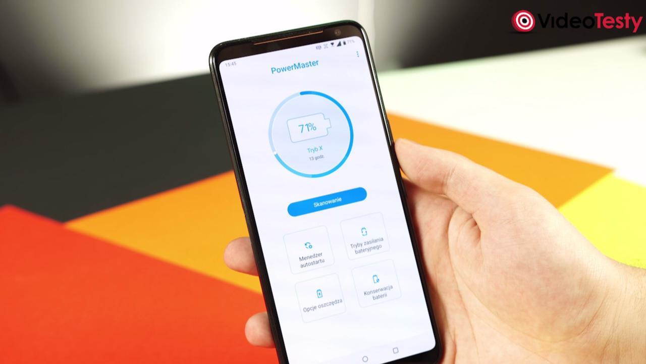 Asus PowerMaster pozwala z dobrym skutkiem oszczędzić energię baterii