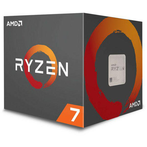 AMD RYZEN 7 1700 3,7GHz BOX