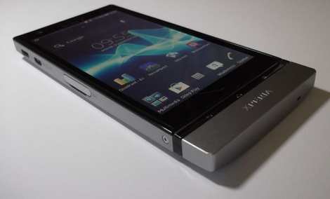 [Test] Sony Xperia P