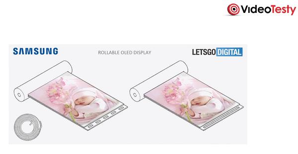 elsatyczny ekran Samsunga