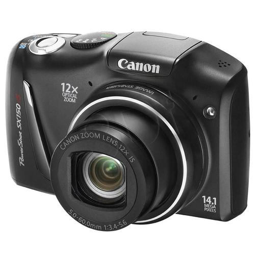 CANON PowerShot SX150 IS CZARNY
