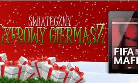 Wielki Świąteczny Cyfrowy Giermasz - Odbierz Prezent