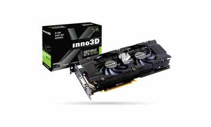 Inno3D GeForce GTX 1070Ti X2