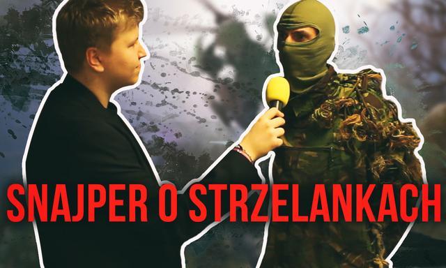 Snajper GROMu o Strzelankach. Czy są Realistyczne?-WYWIAD