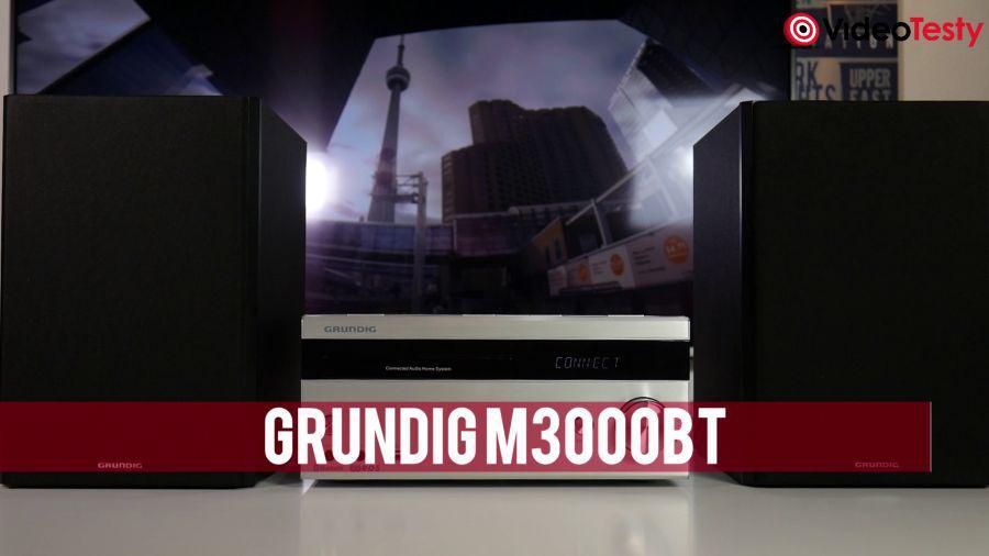 miniwieża Grundig M300bt