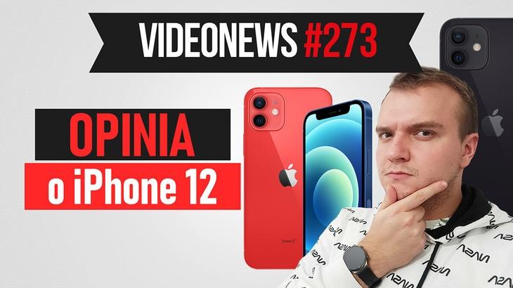 Premiera iPhone 12, interfejs PS5, nietypowy aparat - VideoNews #273