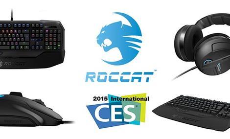 Roccat Na Targach CES 2015 Zaprezentuje Innowacyjny Zestaw Gracza