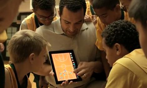 iPad2 - nowa reklama telewizyjna