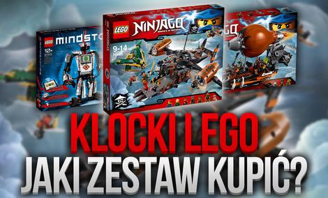 Klocki LEGO – Zabawka, Która Nigdy Się Nie Nudzi. Jaki Zestaw Kupić?