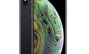 Apple iPhone Xs 256GB (gwiezdna szarość)