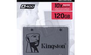 "Kingston SA400S37/120G ( 120 GB ; 2.5"" ; SATA III )"