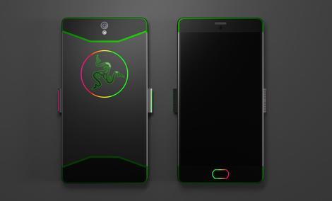 Znamy Specyfikację Smartfona Razer Phone!