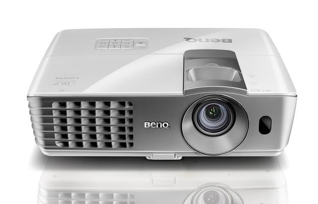 BenQ – popularny projektor 1080p z Lens Shift i ISF