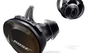 Bose SoundSport Free (czarny) - RATY 0%