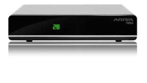 HD FERGUSON ARIVA T650i