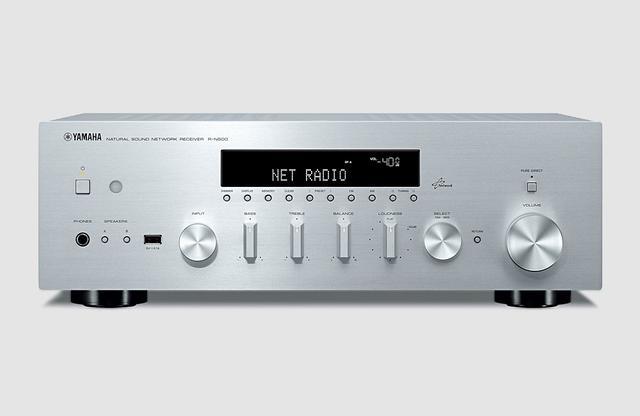 Yamaha R-N500 - prezentacja popularnego amplitunera