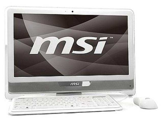 MSI Wind Top AE2220 – komputer z ekranem multidotykowym i układem Nvidia Ion