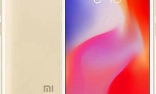 Xiaomi Redmi 6A 2/16GB Złoty