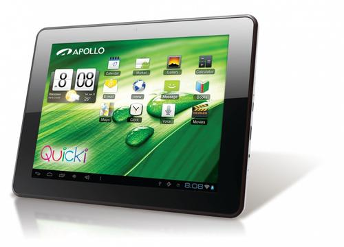 Apollo Quicki 811 Aluminium Dual Core 1GB DDR3 1024