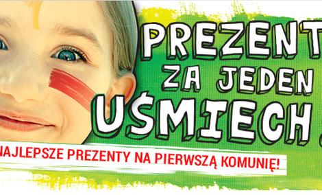 Prezenty na Komunię już od 14 zł