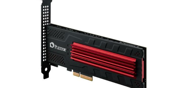 Nowy Dysk SSD M6e Od Marki Plextor