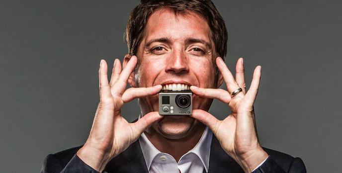 Obietnica Założyciela GoPro Warta 229 Milionów Dolców!