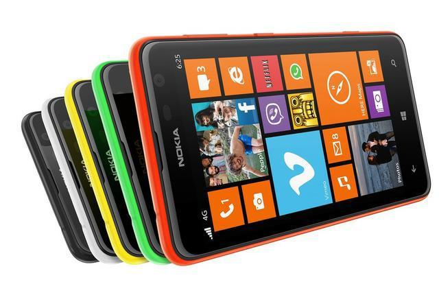 Nokia Lumia 625 fot4