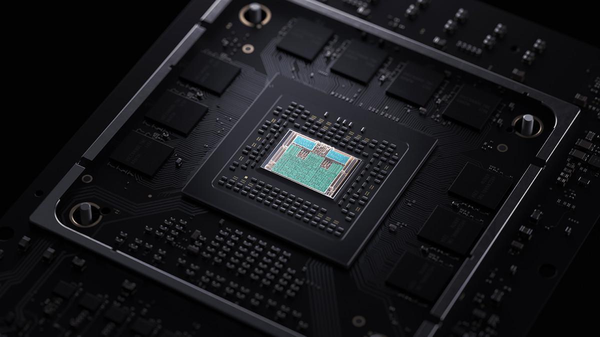 Za grafikę w Xboxie Series X odpowiada AMD