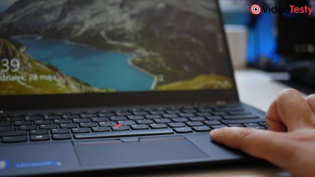 Lenovo Thinkpad X1 Carbon użytkowanie