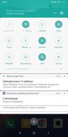 Xiaomi Mi Mix 2S - ekran ustawień