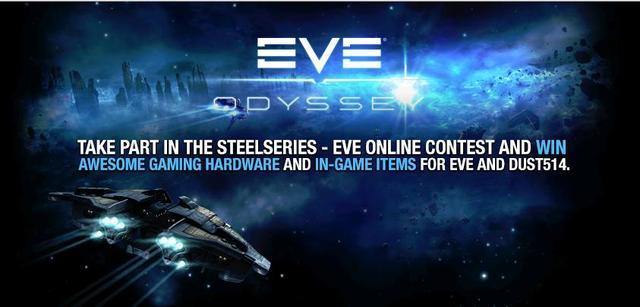 Konkurs EVE Online oraz SteelSeries. Nagrody dla każdego!