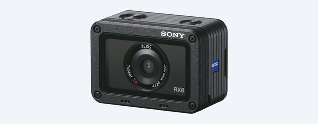 markowa kamera sportowa Sony DSC-RX0