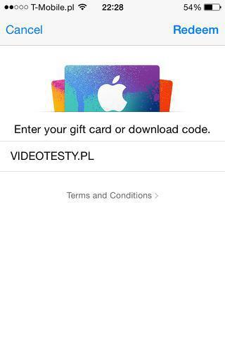 Realizacja Kodu AppStore 3