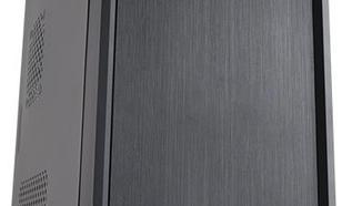 Logic Concept H1 Midi Tower, Middle-Tower, LOGIC 600W ATX PFC, Czarny (AT-H001-10-LOG600A-0002)
