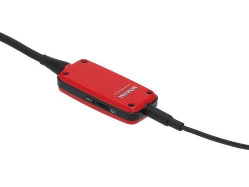 Madex Słuchawki z mikrofonem TRITTON KUNAI PS3 Czerwone